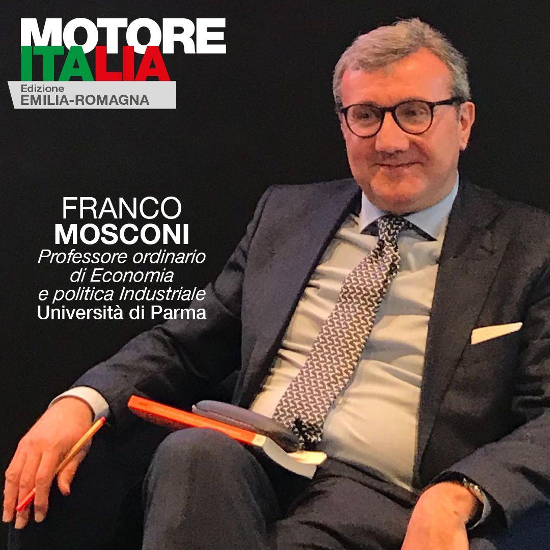 """""""Motore Italia"""": il caso dell'Emilia Romagna"""