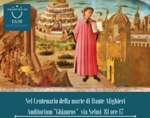 Istituto Vecchi-Tonelli – Incontri su Dante Alighieri