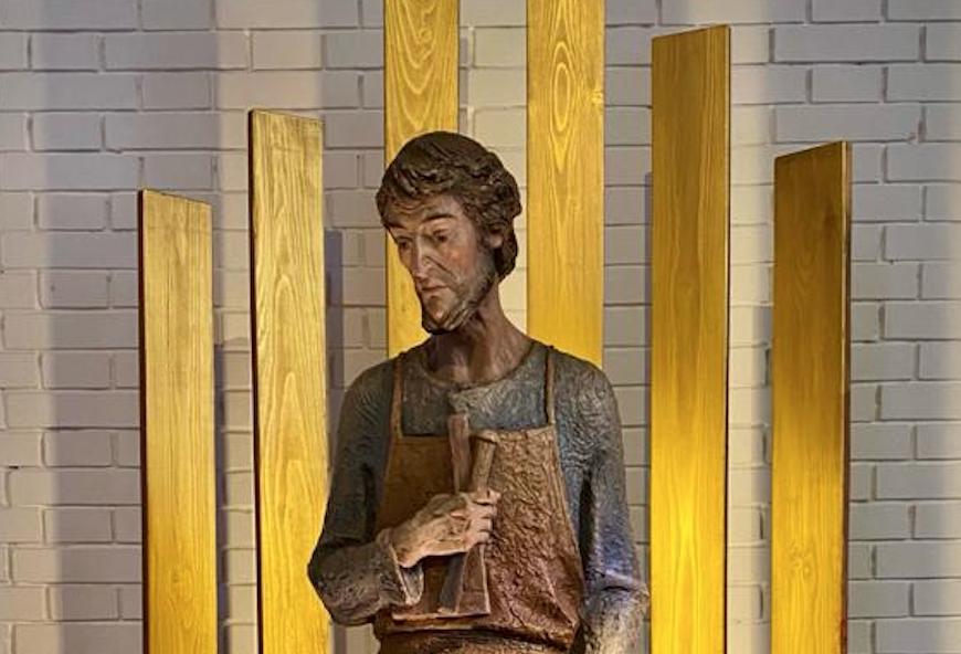 Diocesi – Preghiera in San Giuseppe Artigiano