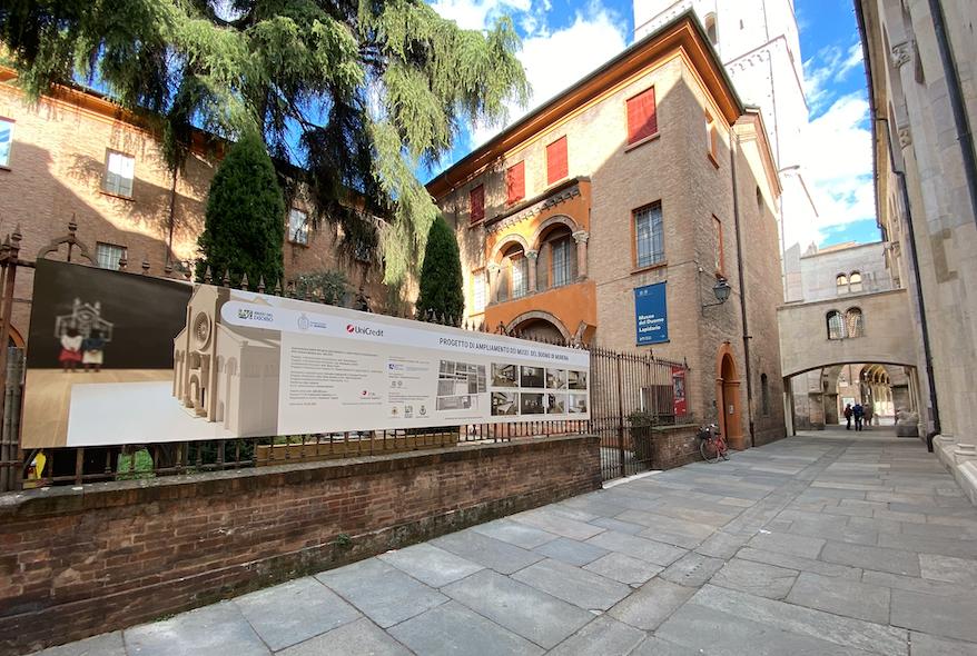 Musei del Duomo di Modena: il patrimonio ritrovato