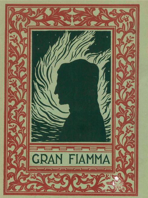Mirandola e Dante: il centenario del 1921