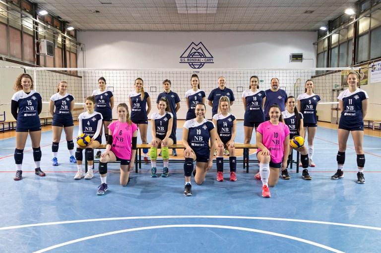 Volley femminile serie C: Mondial gara gagliarda ma non basta