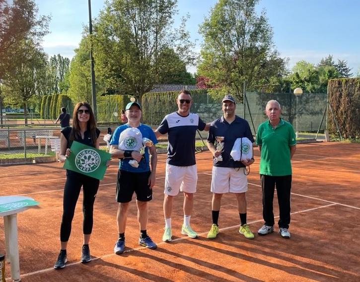 Tennis – Marco Lugli vince il Gazzetta Fitpra Challenge