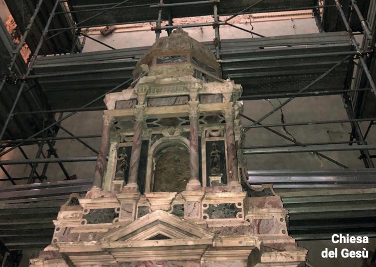 Aggiornamenti sulla ricostruzione delle chiese