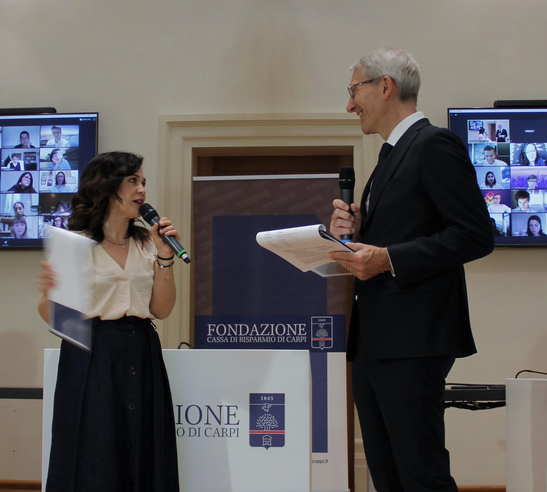 I premi di studio della Fondazione Cr Carpi