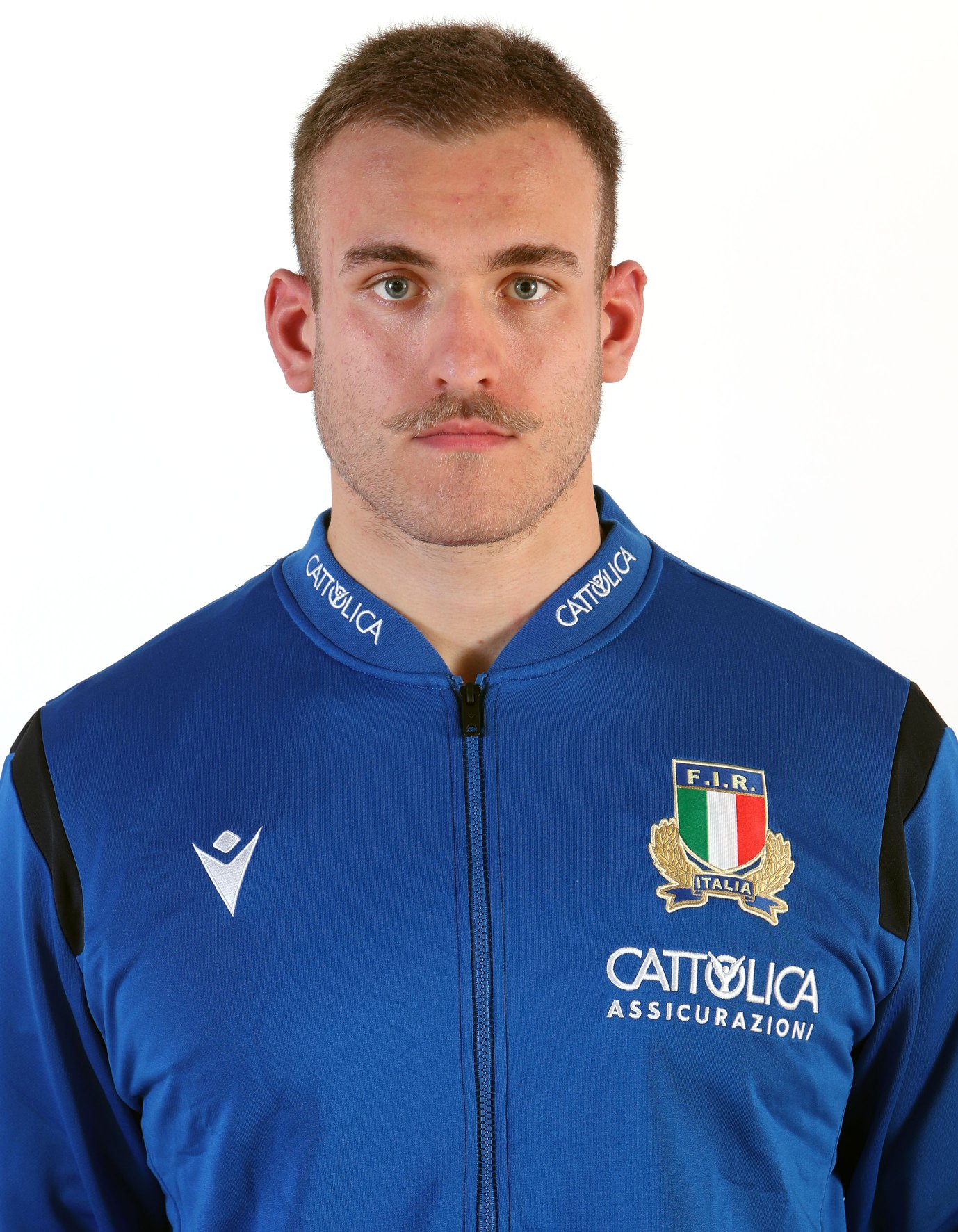 Rugby – Riccardo Andreoli convocato in nazionale under 20