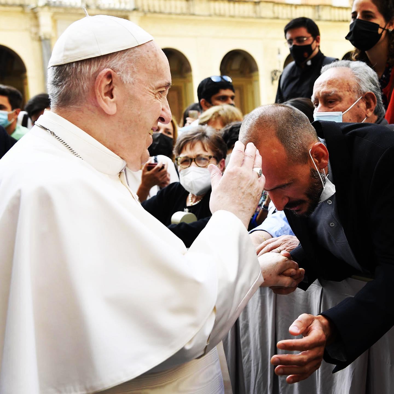 """Don Luca: """"Signore, hai mantenuto la promessa"""""""