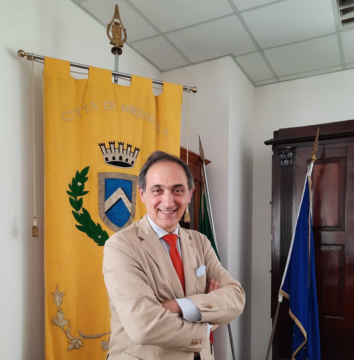 Mirandola – Roberto Lodi nuovo assessore alle politiche economiche