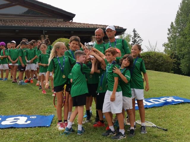 Tennis, Rimini trionfa in Coppa delle Province