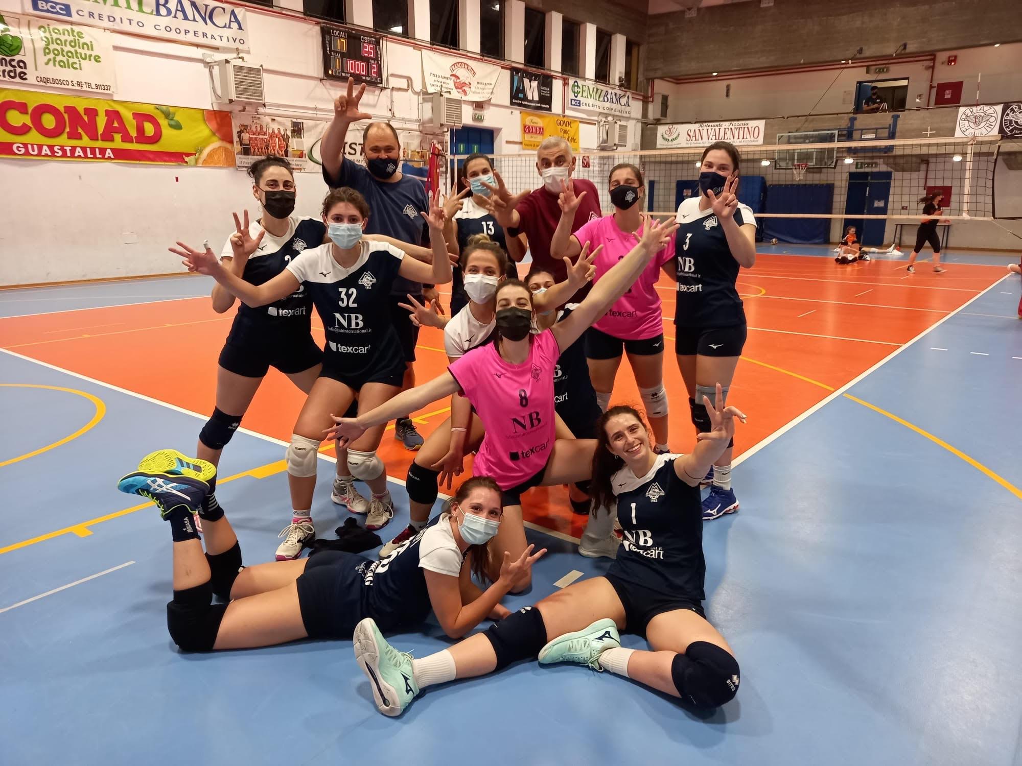 Volley, Mondial vittoriosa nell'ultima stagionale