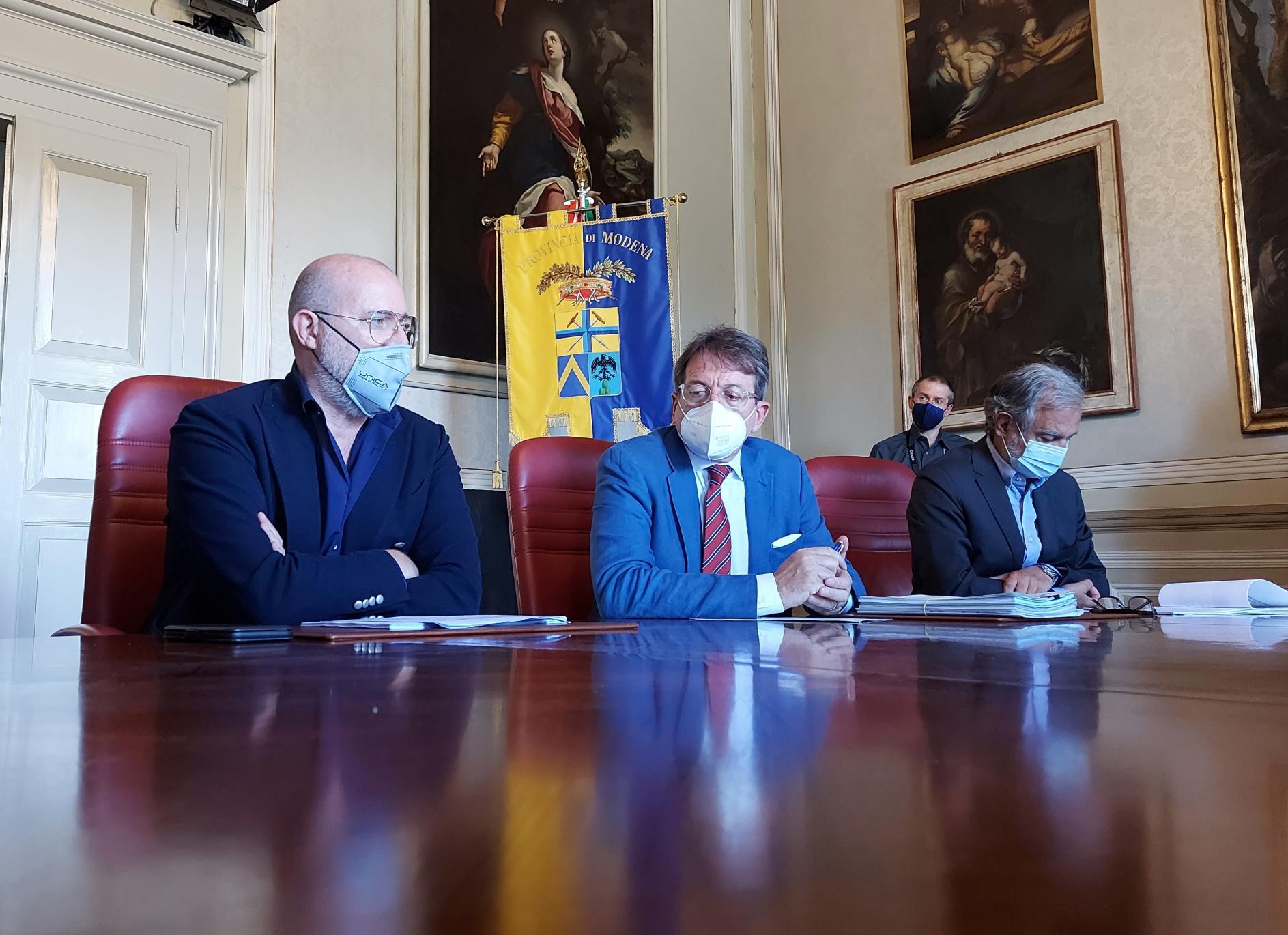 CTSS Modena – Dalla Regione nuovi investimenti sulla sanità modenese