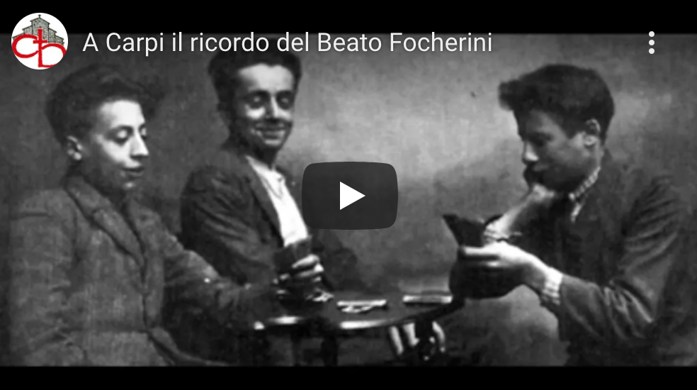 A Carpi il ricordo del Beato Focherini