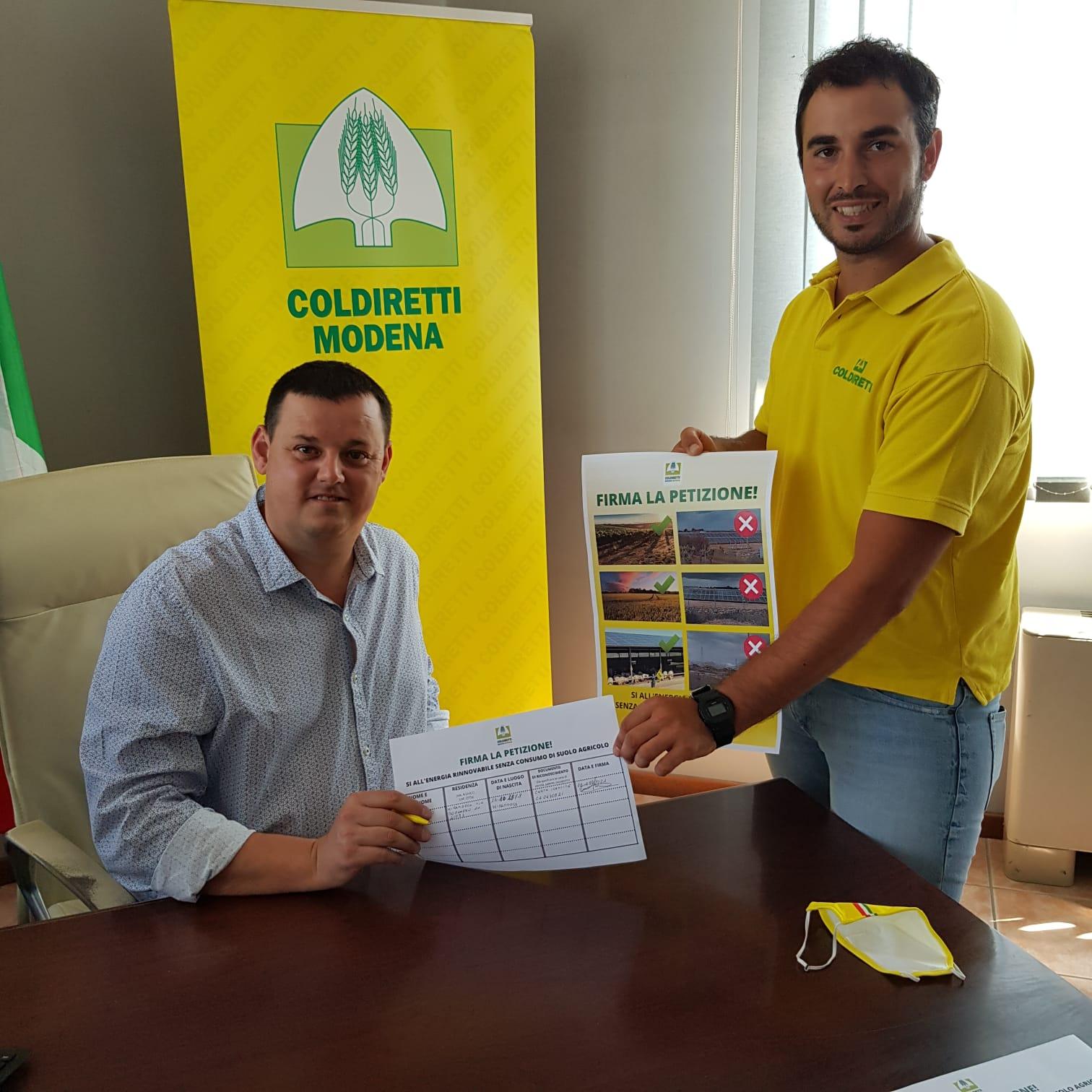 Ambiente: Vincenzi (ANBI), firma la petizione contro il consumo di suolo UMO DI SUOLO