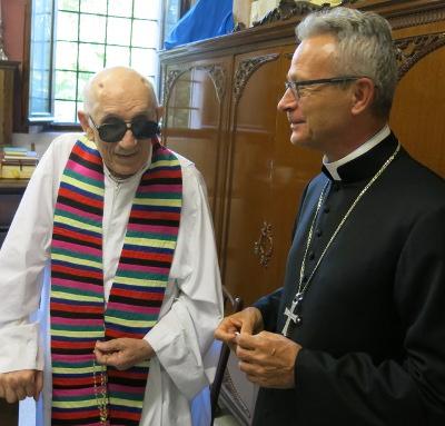 Esequie don Cavazzuti – Il messaggio del vescovo emerito Francesco Cavina
