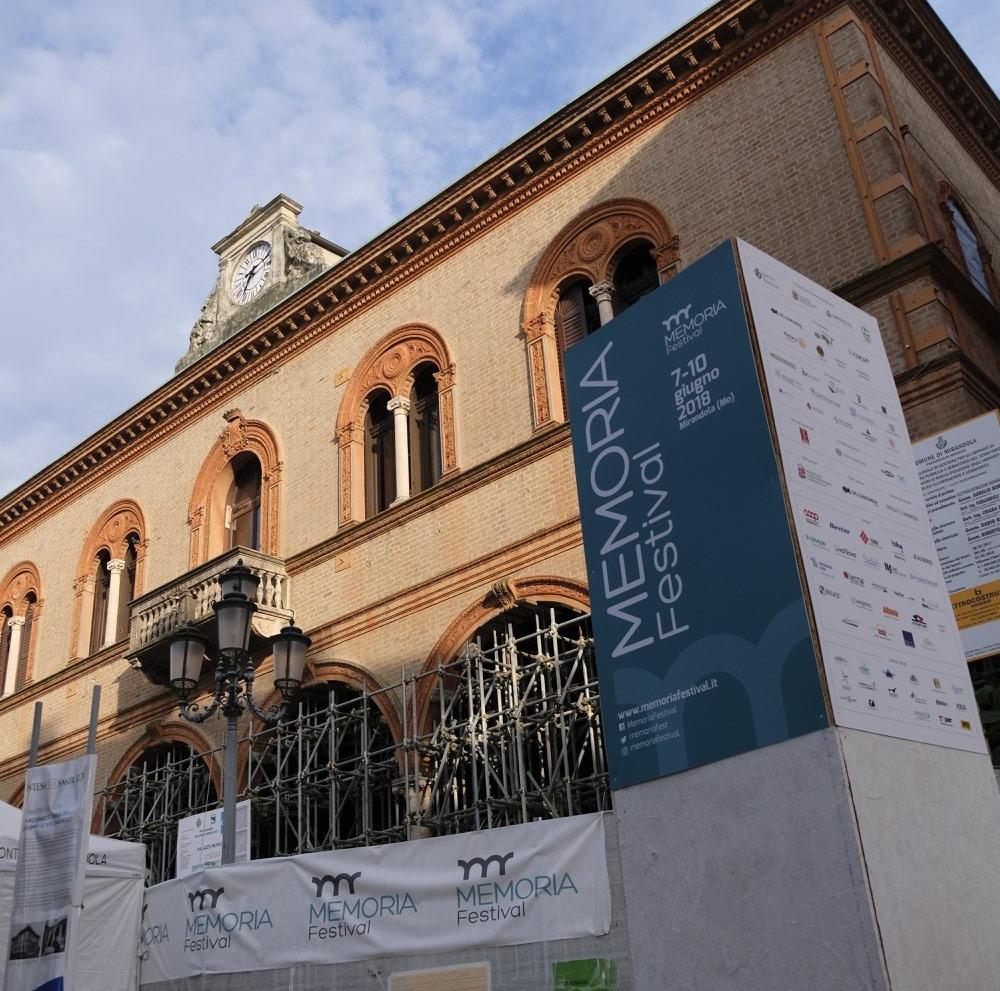 """Al """"Memoria Festival"""" il patrocino del Ministero della Cultura"""