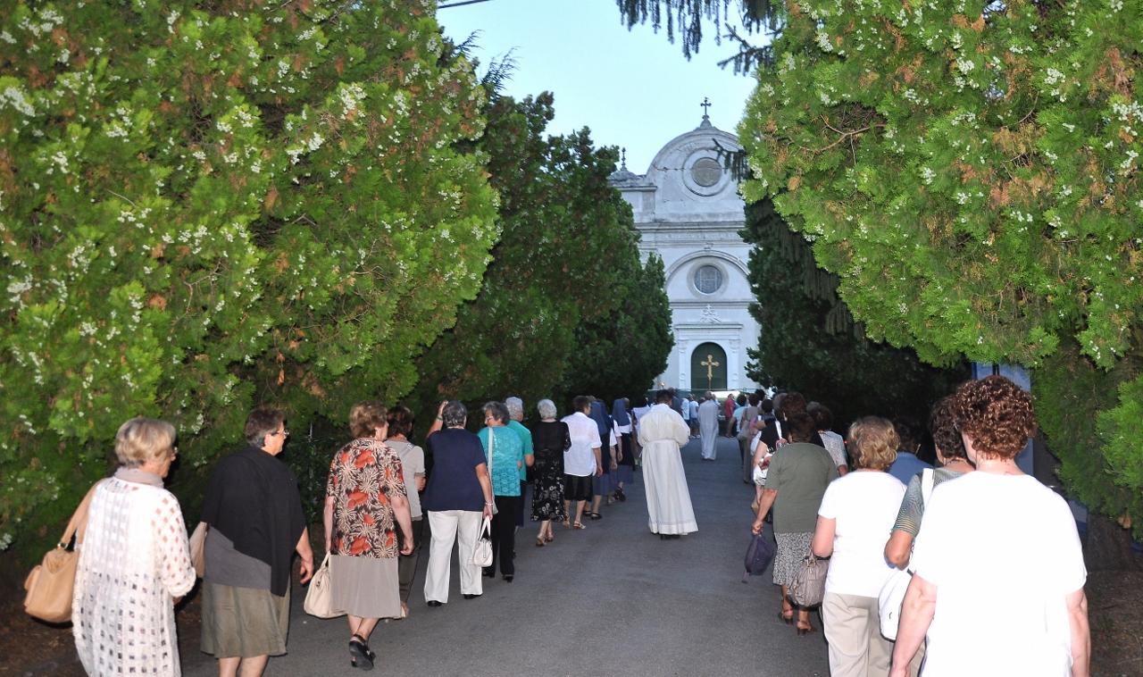 Sagra di San Luigi a Cortile, 6-8 agosto