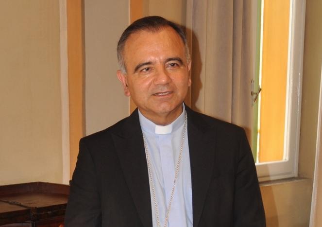Morte sul lavoro a Camposanto, la vicinanza del Vescovo Castellucci