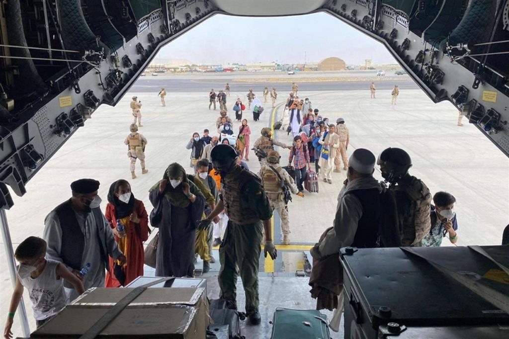 A San Possidonio in arrivo profughi afghani