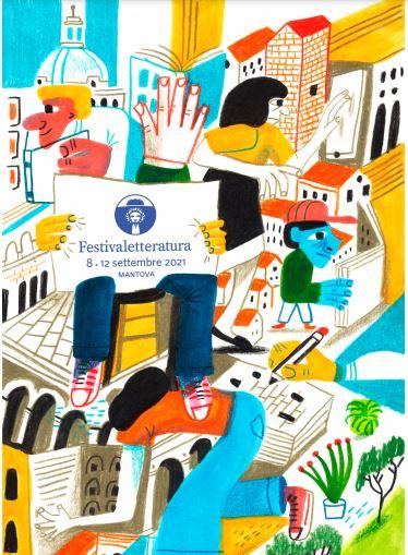 A Mantova la 25ª edizione del Festivaletteratura