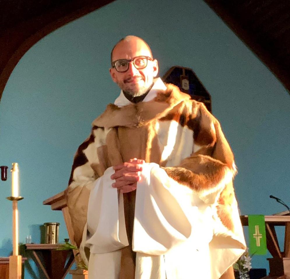 Dal Canada la prima messa di don Luca Baraldi nella nuova parrocchia
