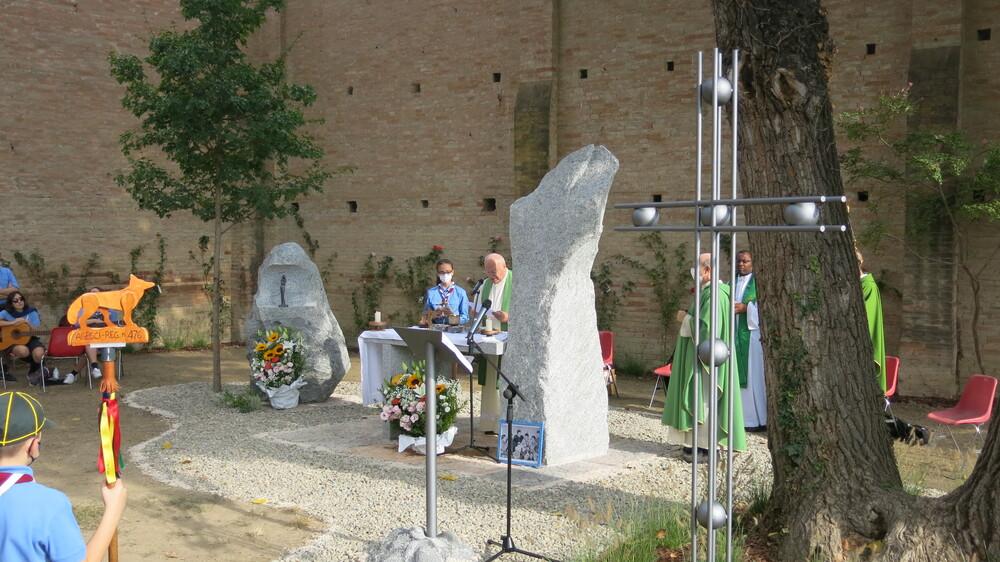 Carpi. La festa per il centenario della nascita di don Nino Levratti
