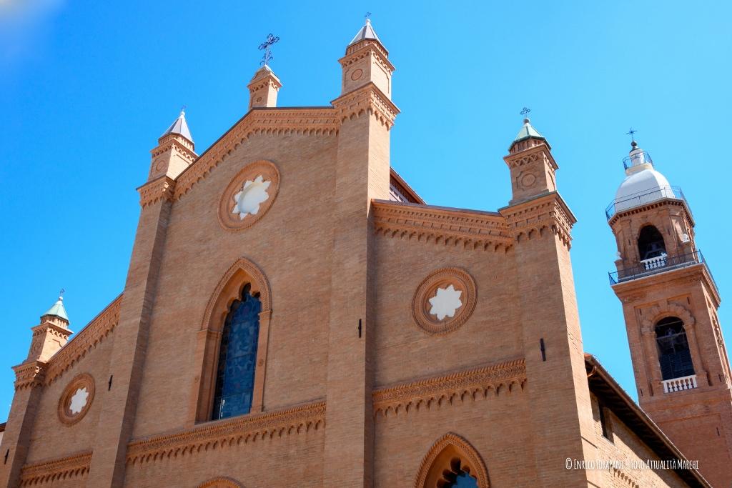 Mirandola, secondo anniversario della riapertura del Duomo