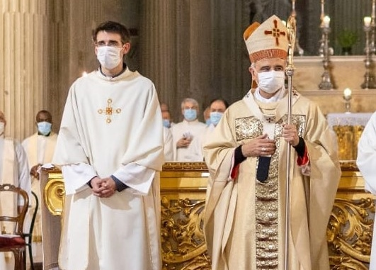 Modena, ordinazione sacerdotale di Luca Piacentini
