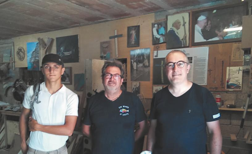 Lampedusa – I nostri cuori diventino un porto sicuro