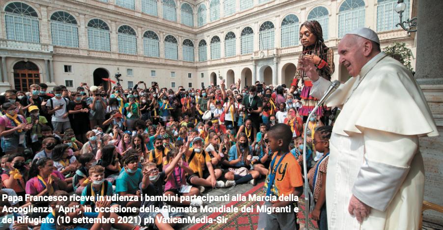 """Giornata del migrante. Un """"noi"""" grande come l'umanità"""