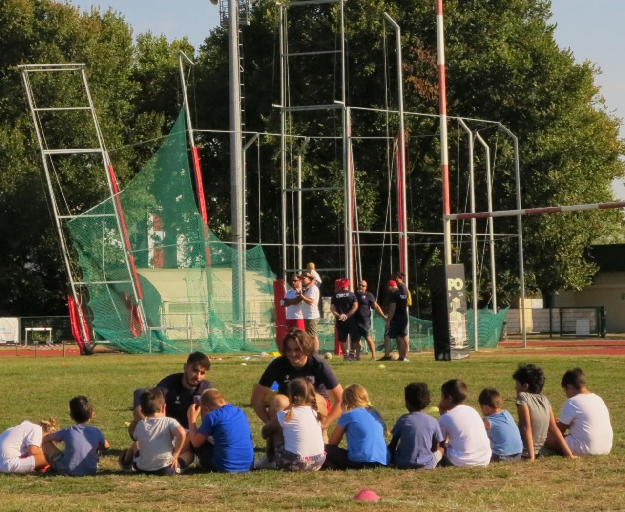 Rugby Carpi, successo al primo evento stagionale