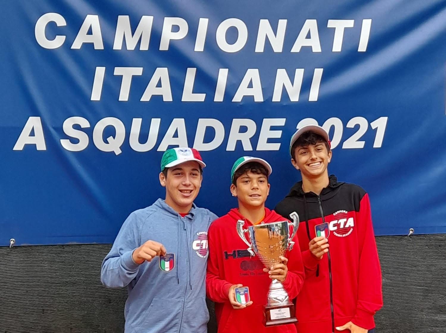 Tennis, Villa Carpena Forlì trionfa nella tre giorni sui campi dello Sporting