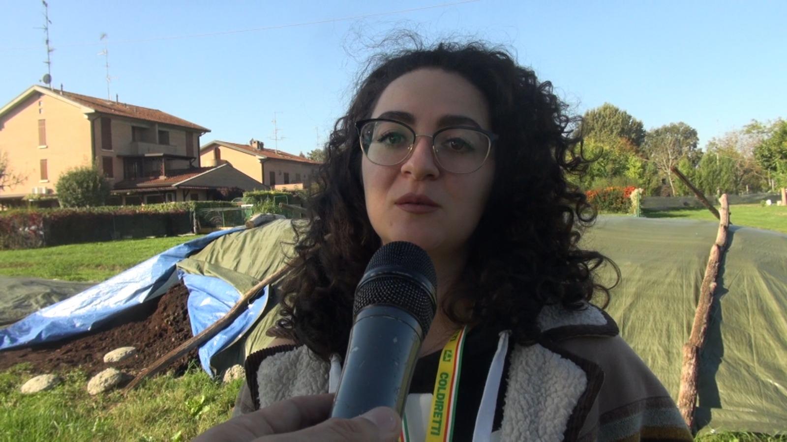 Coldiretti, Oscar Green a Giulia Ruini di Carpi