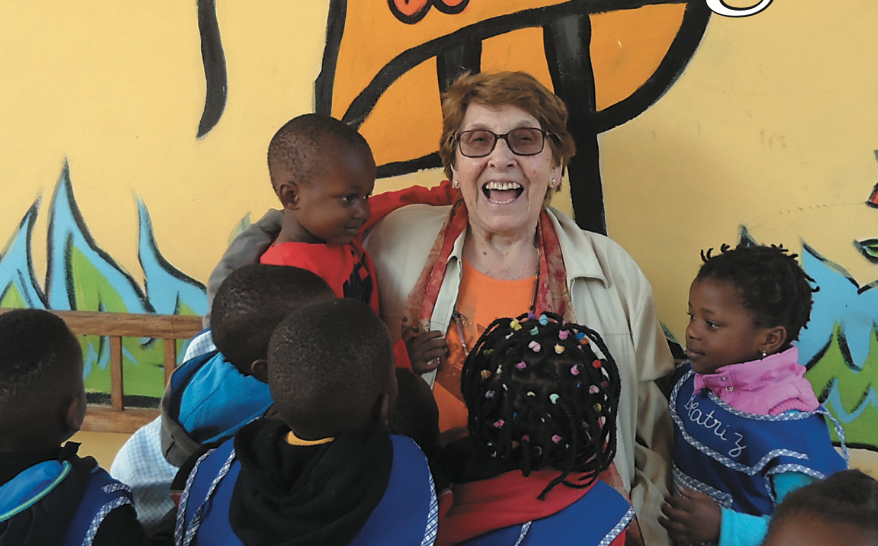 Irene Ratti, donna coraggiosa testimone del Vangelo