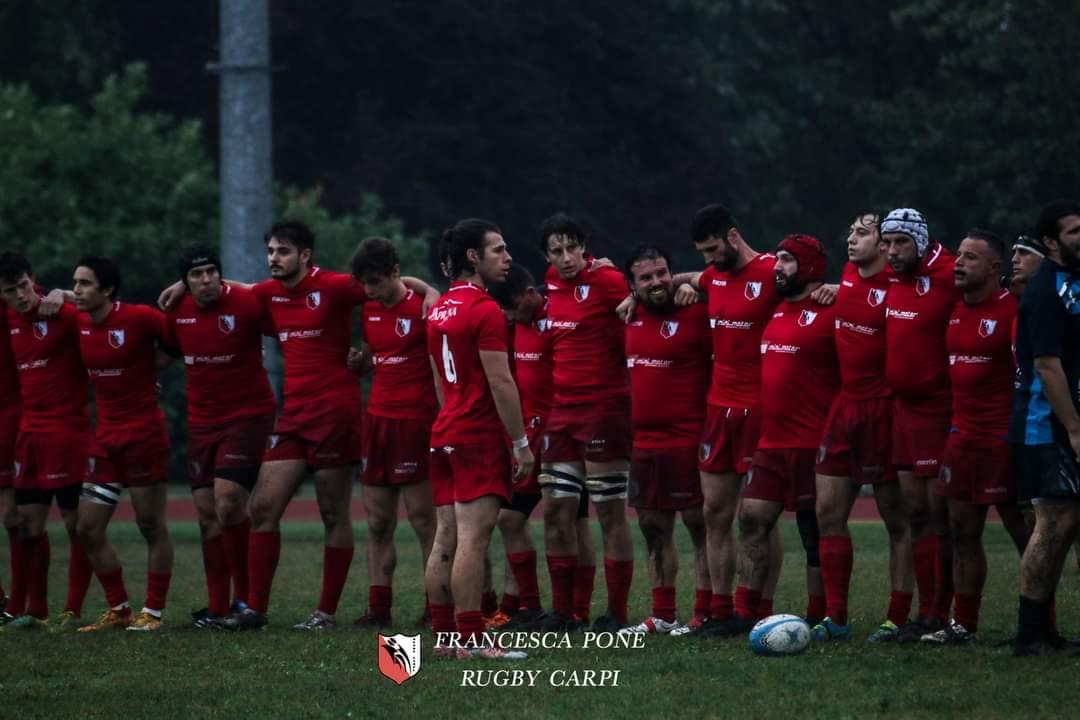 Rugby Carpi, ecco il calendario di Serie C2